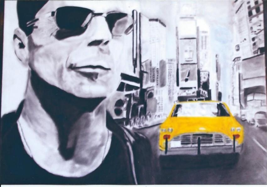 Bruce Willis par Jean-61